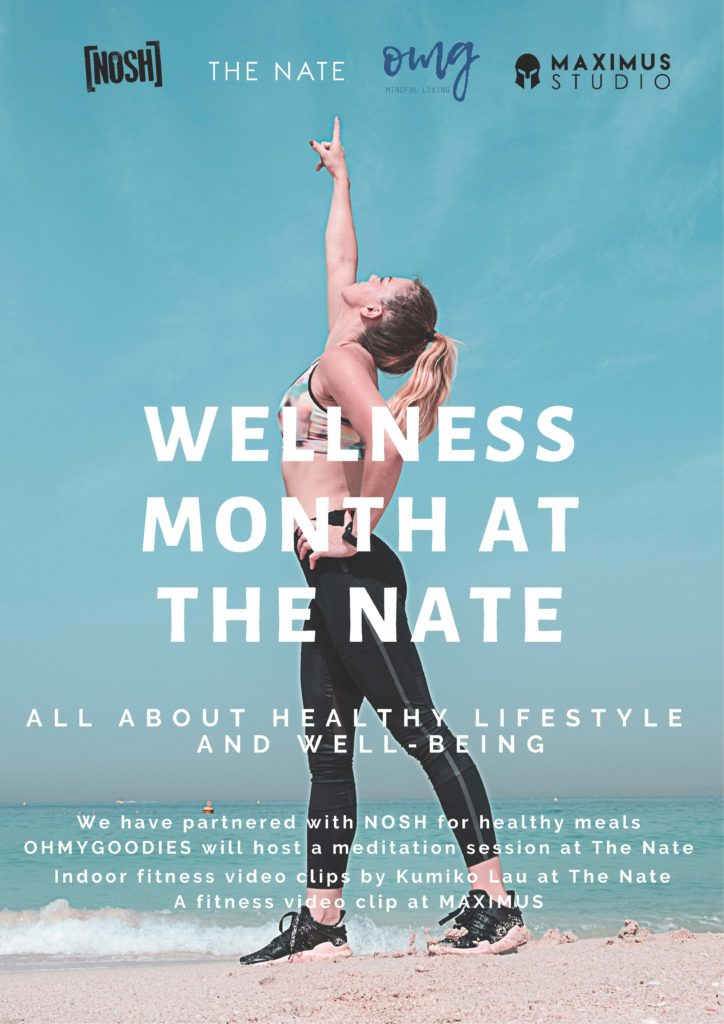 Wellness month at The Nate